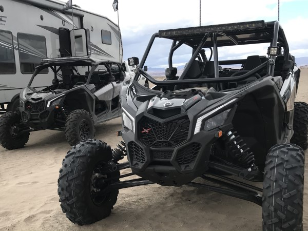 CAN-AM Maverick X3 MAX Rollcage