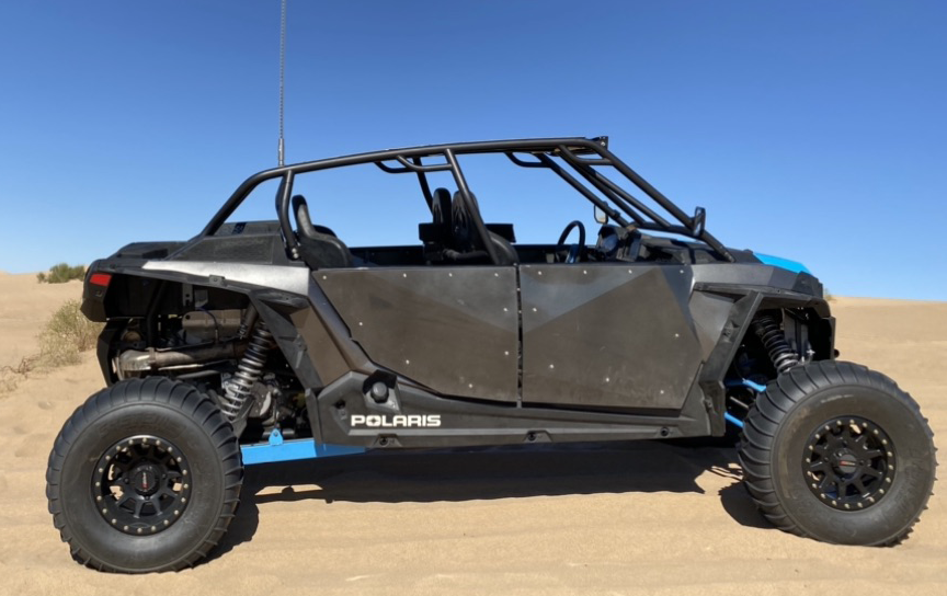 Polaris RZR XP4 1000 Shorty Fastback Roll cage
